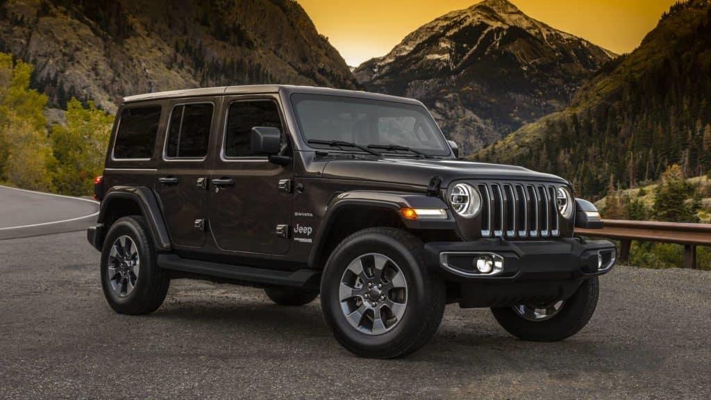 Diesel Wrangler Confirmed For 2019