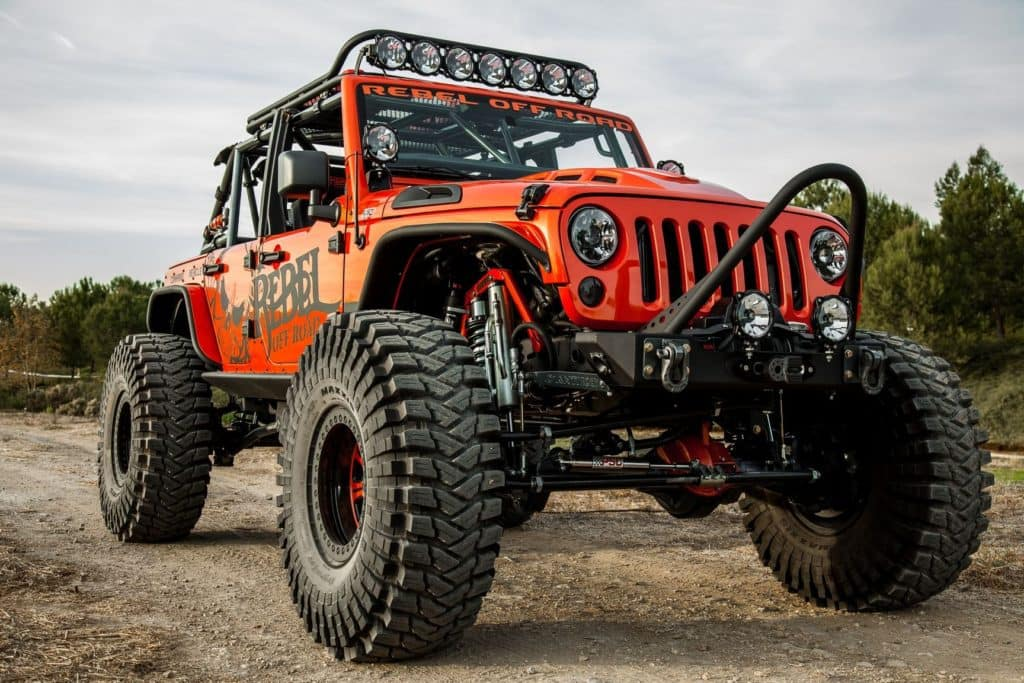 Budding Jeepers Should Always Learn A Thing Or Two Before Taking Their Jeep  Off Road. For Example, Aftermarket Parts Are Common Among Jeep Wrangler  Vehicles ...