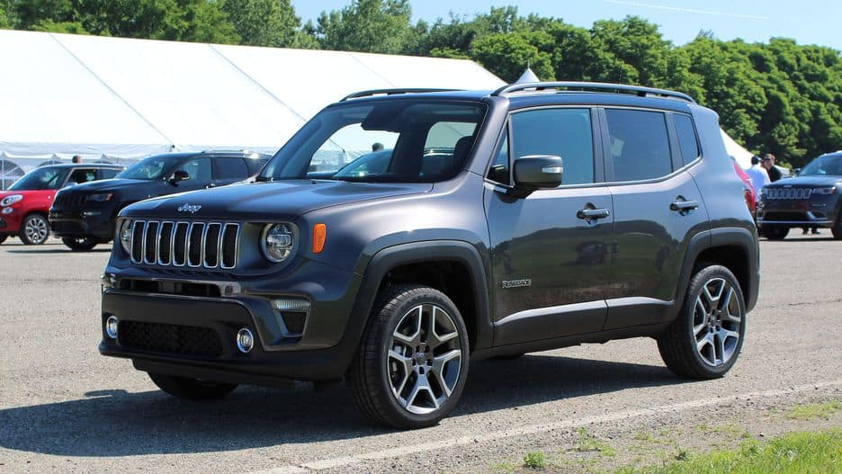 2018 Jeep Patriot Replaced With The New Compass >> The 2019 Jeep Renegade Is Here