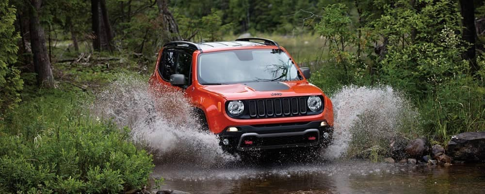 Hollywood Chrysler Jeep 2019 Renegade Performance
