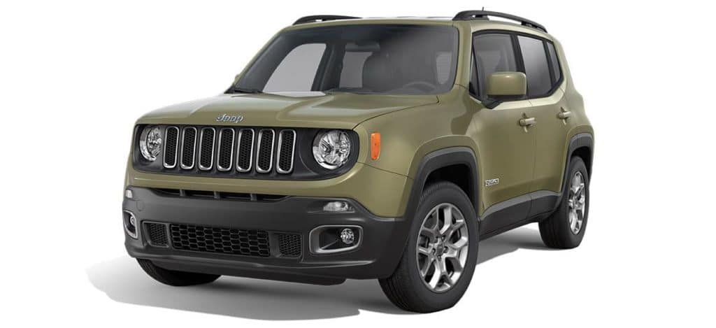 Hollywood Chrysler Jeep 2019 Renegade Stock