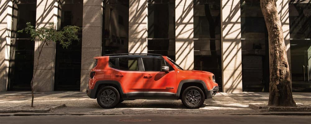 Hollywood Chrysler Jeep 2019 Jeep Renegade Style