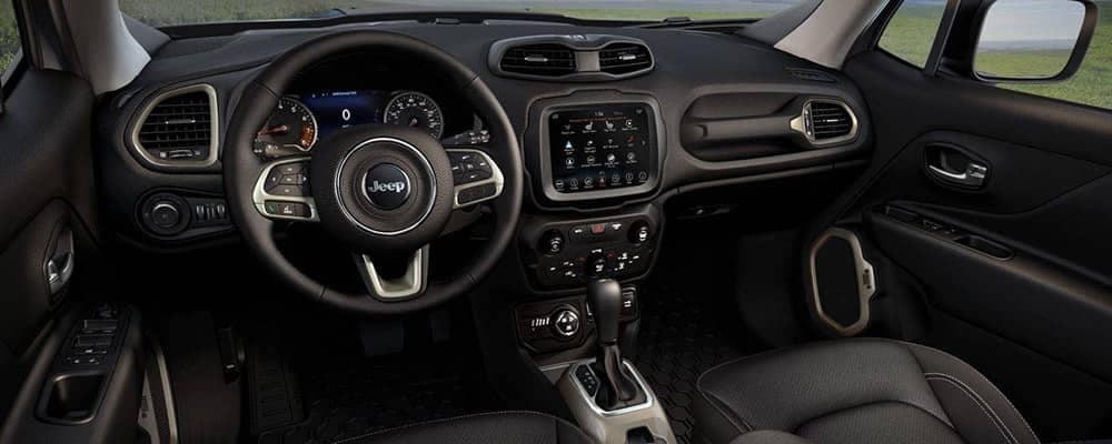 Hollywood Chrysler Jeep 2019 Jeep Renegade Tech
