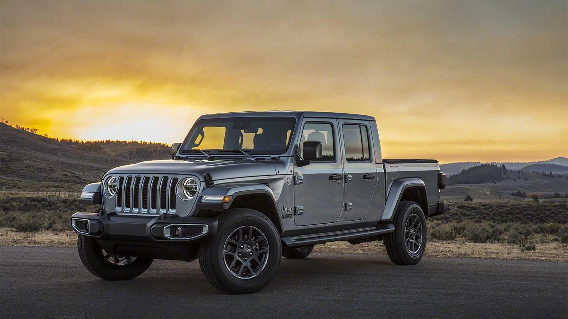 Unveiled: 2020 Jeep Gladiator