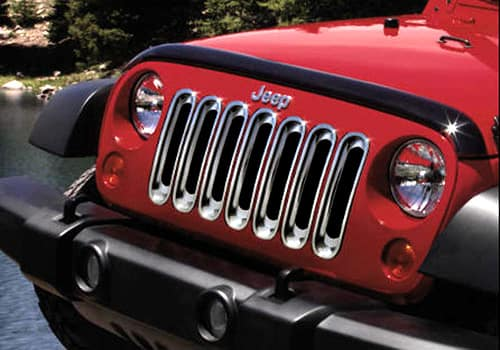 Hollywood Chrysler Jeep Inexpensive Mods for Wrangler