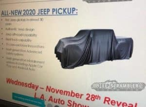 Hollywood Chrysler Jeep 2020 Jeep Pickup Presentation