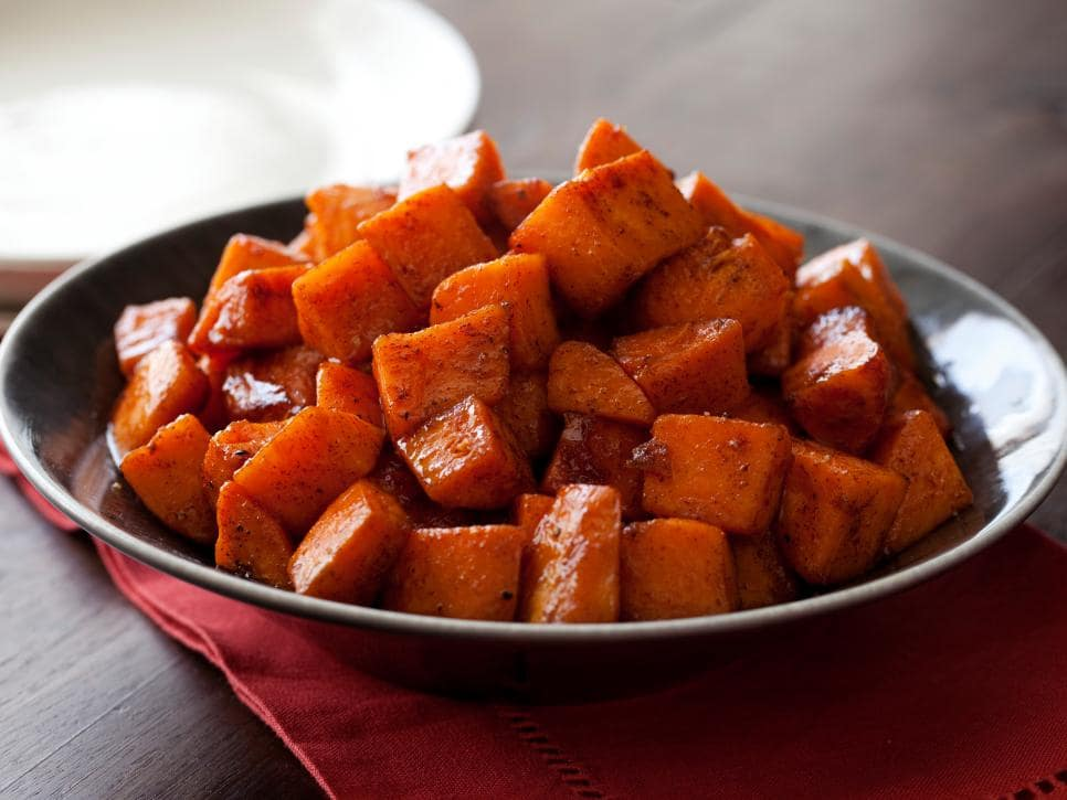 Hollywood Chrysler Jeep Thanksgiving Roasted Sweet Potatoes