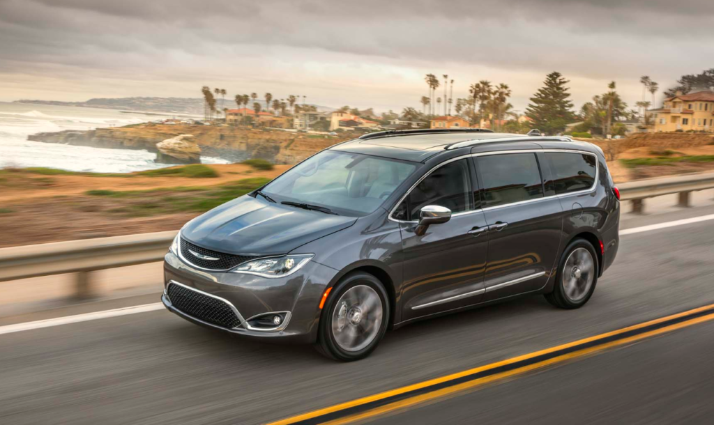 Hollywood Chrysler Jeep Consumer Guide Automotive Best Minivan