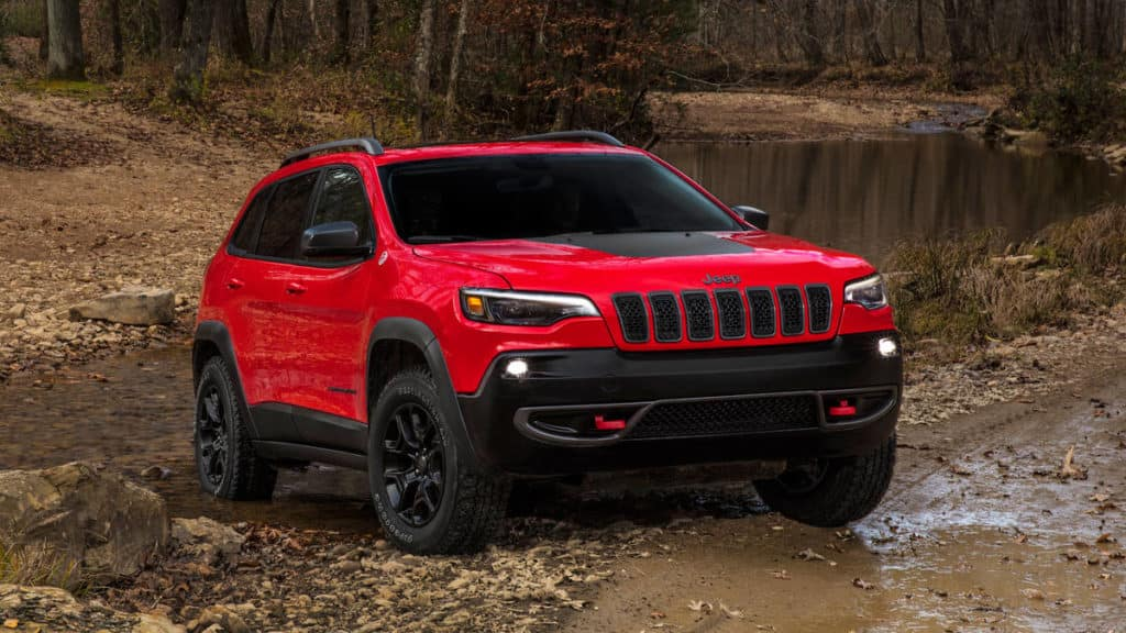 Hollywood Chrysler Jeep Cherokee Trailhawk Elite