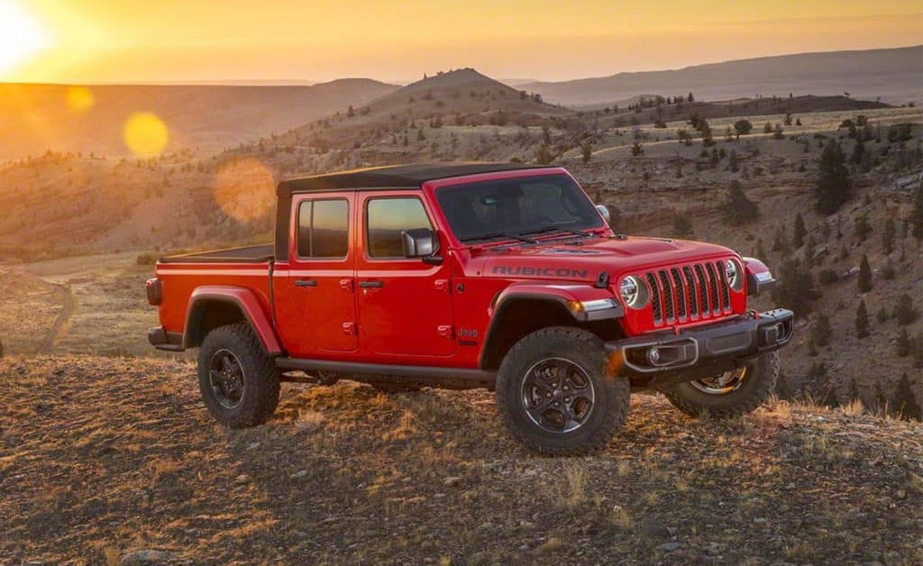 Hollywood Chrysler Jeep Off-road Pickups