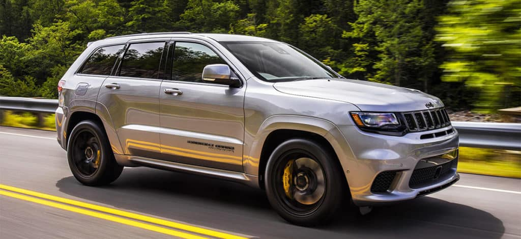 Hollywood Chrysler Jeep Grand Cherokee Trackhawk