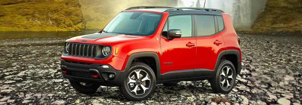 Hollywood Chrysler Jeep 2019 Renegade