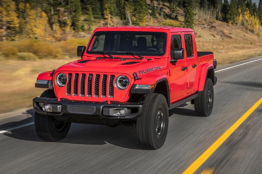 Hollywood Chrysler Jeep Gladiator Rubicon