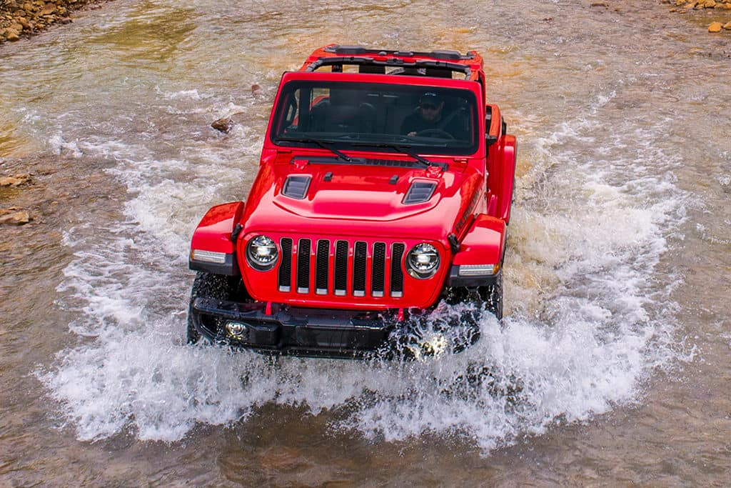 Hollywood Chrysler Jeep Wrangler Crown Jewel of FCA