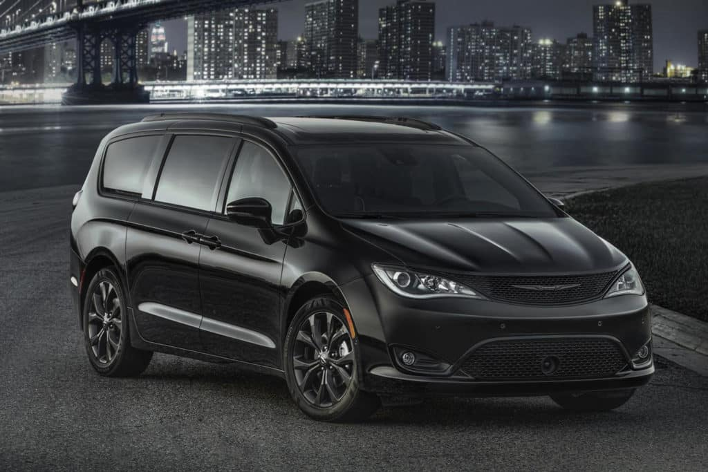 Hollywood Chrysler Jeep Pacifica Family Car of the Year