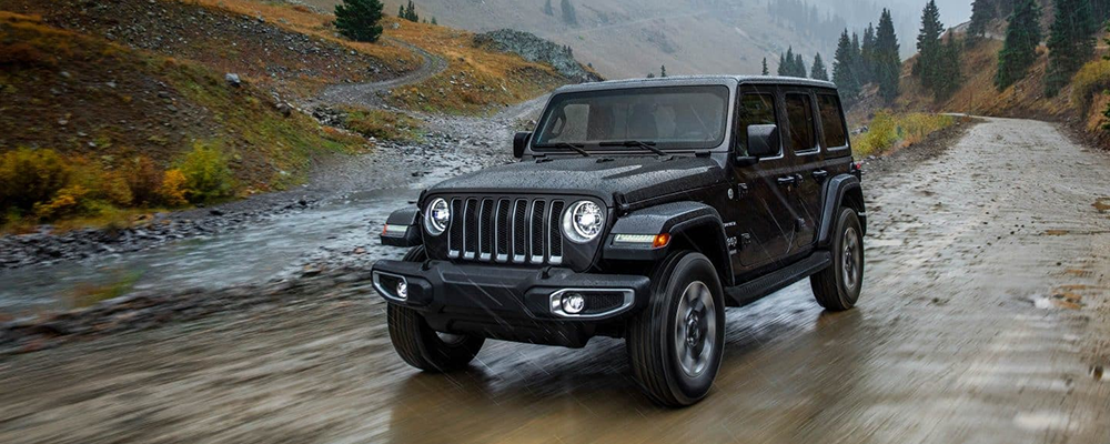 Hollywood Chrysler Jeep 2019 Jeep Wrangler Performance