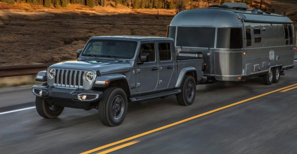 Hollywood Chrysler Jeep 2020 Gladiator