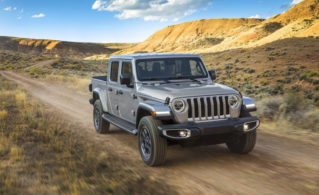 c86fe31b First 2020 Jeep Gladiator Drives Off the Assembly Line