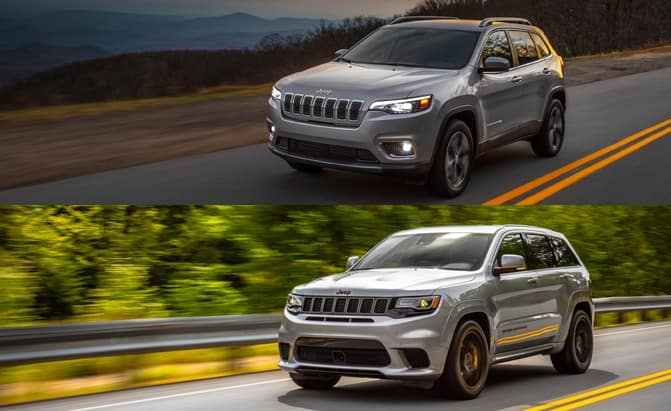 Cherokee vs Grand Cherokee: Which One is Right for you?