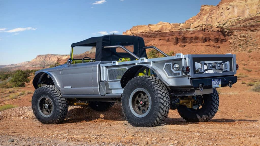 2019 Jeep Easter Safari