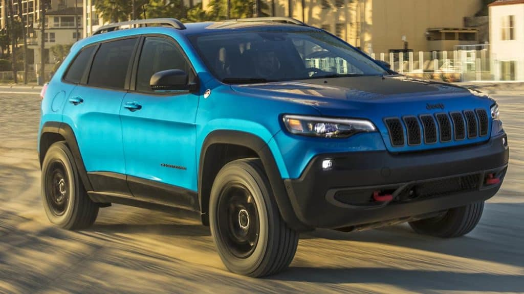 New Jeep Cherokee >> The New And Improved 2019 Jeep Cherokee