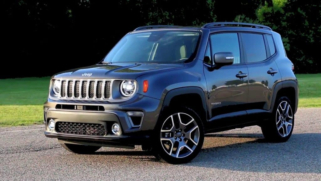 2019 Jeep Renegade Buying Guide