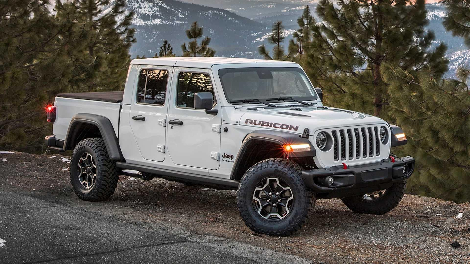 2020 Jeep Gladiator Rubicon Performance Is Powerful