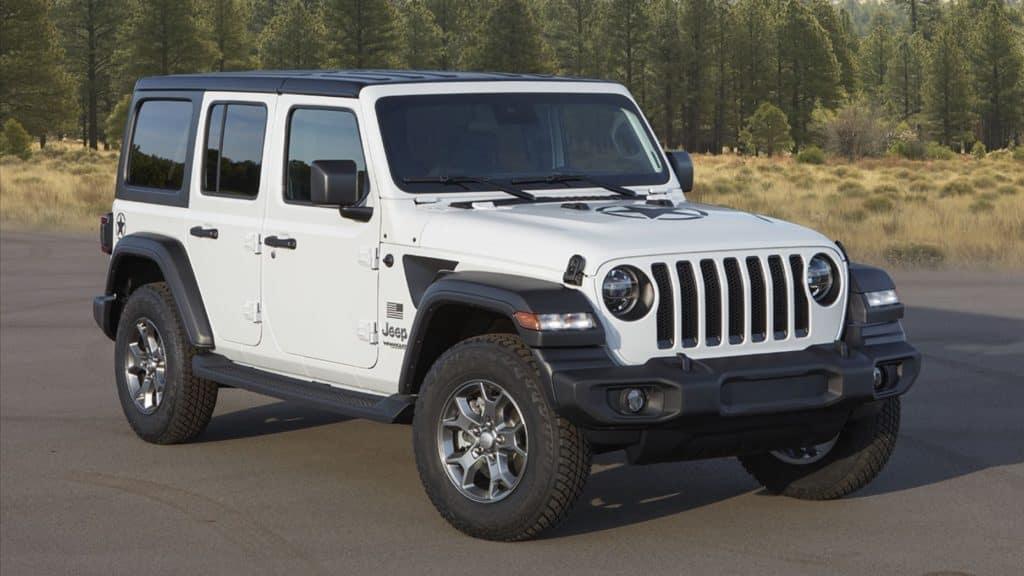 Hollywood Chrysler Jeep 2020 Wrangler Freedom edition