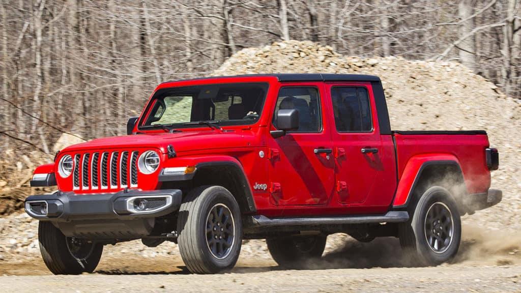 Hollywood Chrysler Jeep 2020 Gladiator