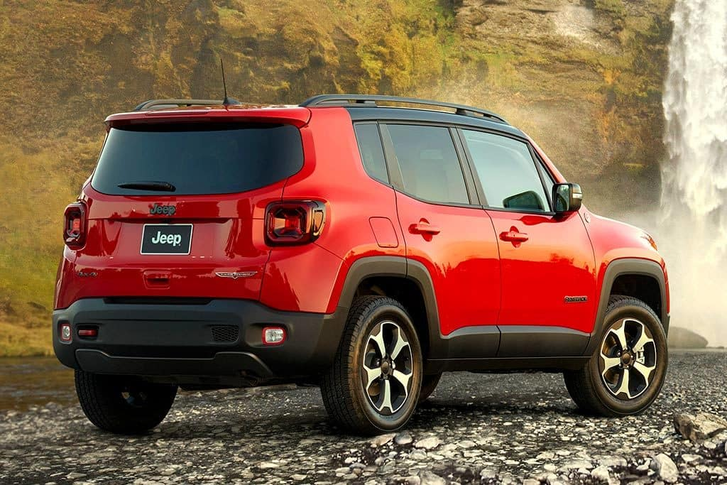 The 2019 Jeep Renegade gets refreshed inside and out ... |Jeep Renegade