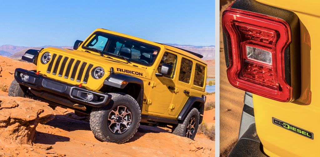 Introducing The 2020 Wrangler Ecodiesel