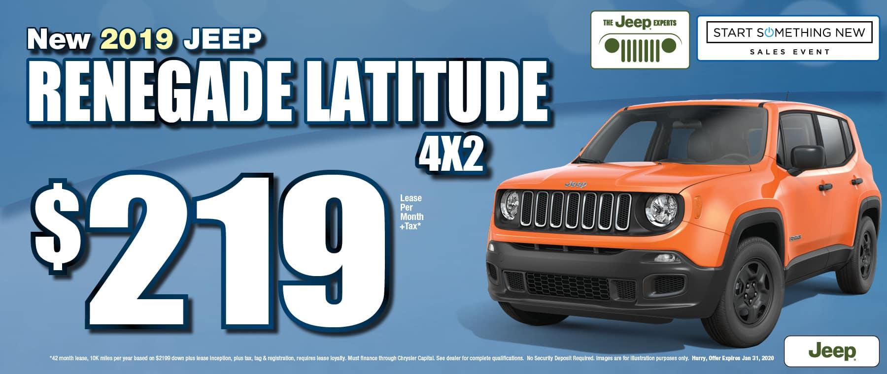 Latitude Special