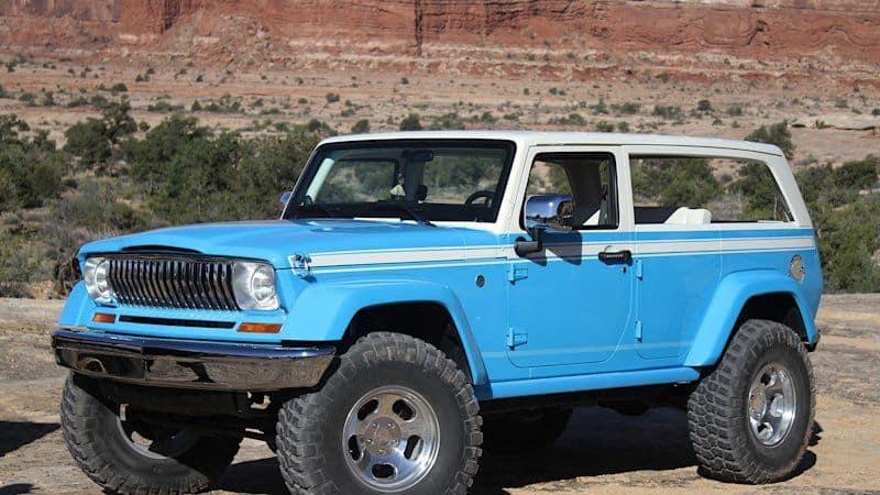 jeep concepts true jeep miami