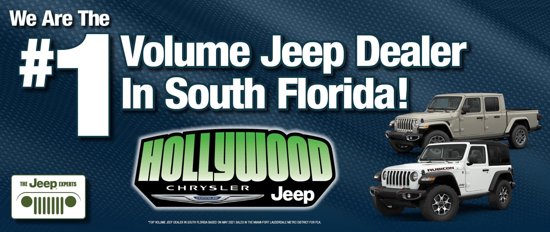 #1 Jeep Dealer