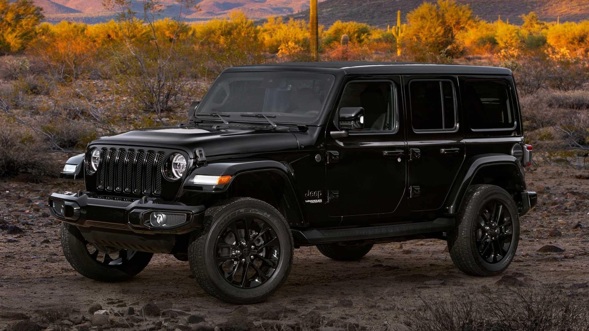 New Concept Jeep Jl 2021 Changes