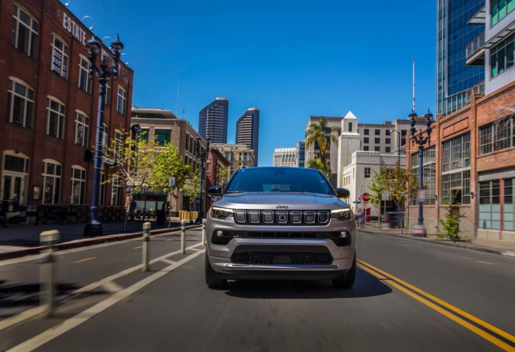 Hollywood Chrysler Jeep 2022 Jeep Compass