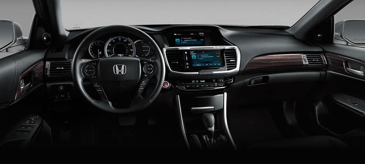 2017 Honda Accord Dash
