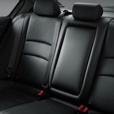 2017 Honda Accord Seats