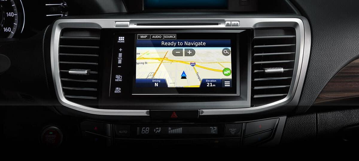2017 Honda Accord Technology