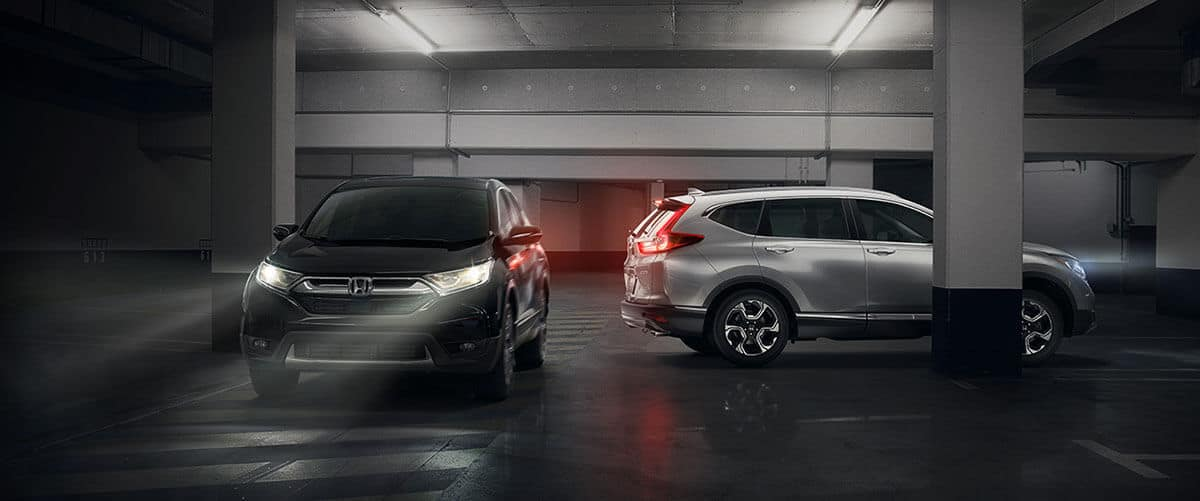 2017 Honda CR-V models