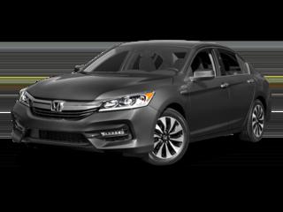 2017 Accord Sedan Hybrid