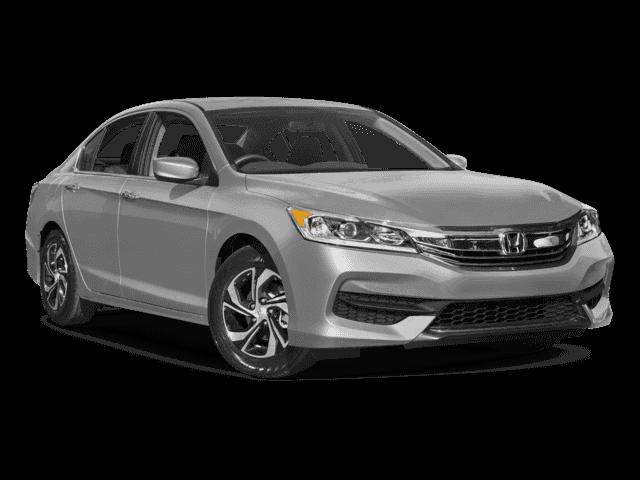 2017 Accord Sedan LX Auto