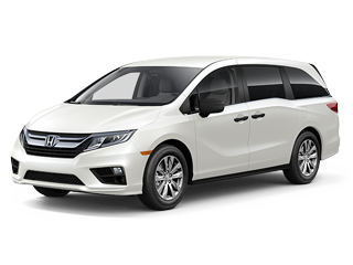 2018 Odyssey EX-L Auto