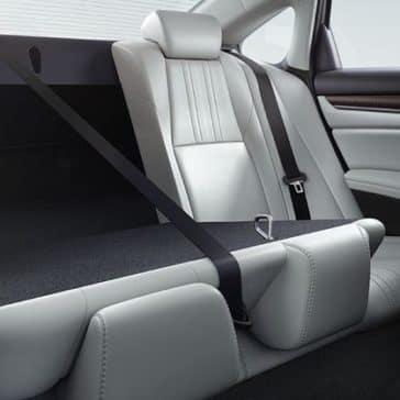 Honda Accord Seats