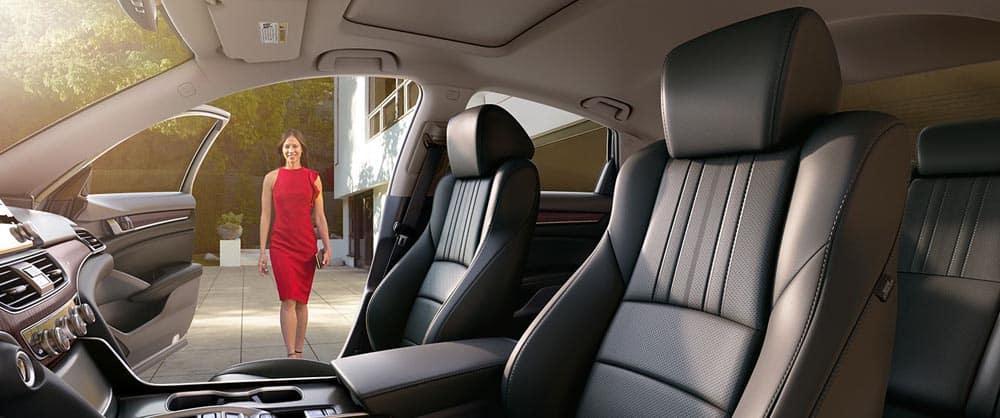 Honda Accord Interfior Space