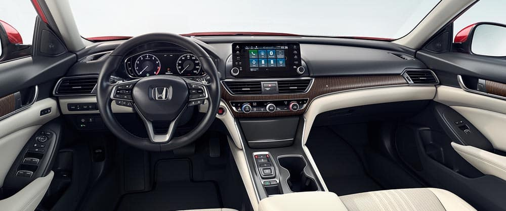 Honda Accord Touchscreen