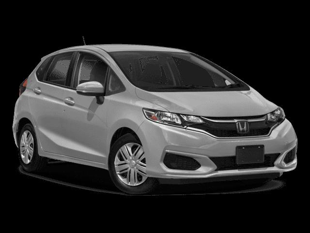 2018 Honda Fit LX Auto