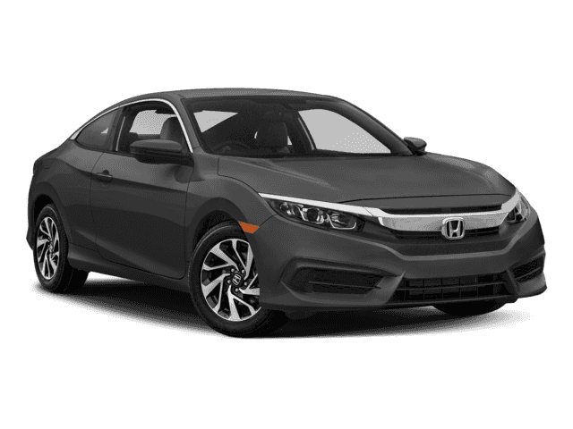 2018 Civic Coupe LX