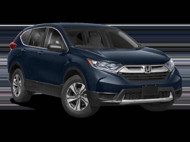 2018 CR-V LX AWD