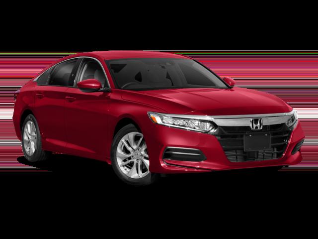 2018 Honda Accord Models